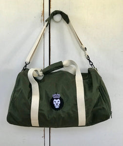 'Lion & The Lamb' Duffle Bag