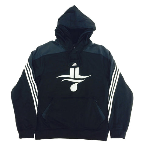 JLIN™ Black Hooded Sweatshirt