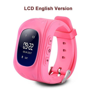 Children's Smartwatch with GPS Anti-Lost Locator