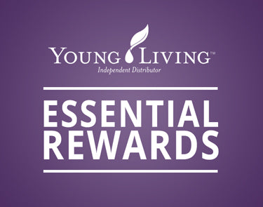 What is the Essential Rewards program with Young Living?