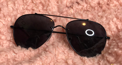 Blacked Out Sunnies
