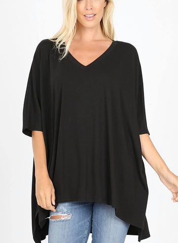 Black Zenana Top