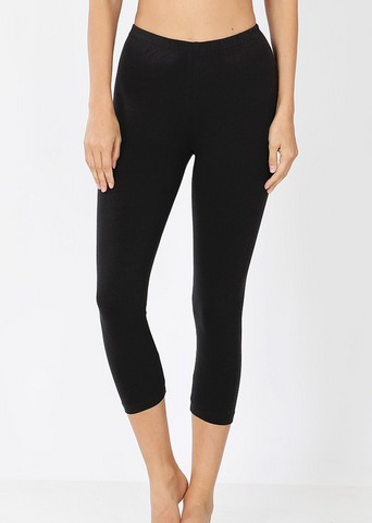Hayley Crop Leggings