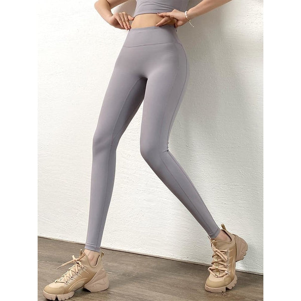B|Fit LUXE BREEZE Legging - Lilac Grey - B|Fit Amazighld