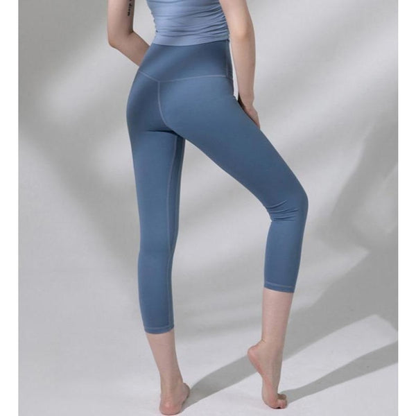B|Fit LUXE Max Support 3/4 Legging - Lake Blue - B|Fit Amazighld
