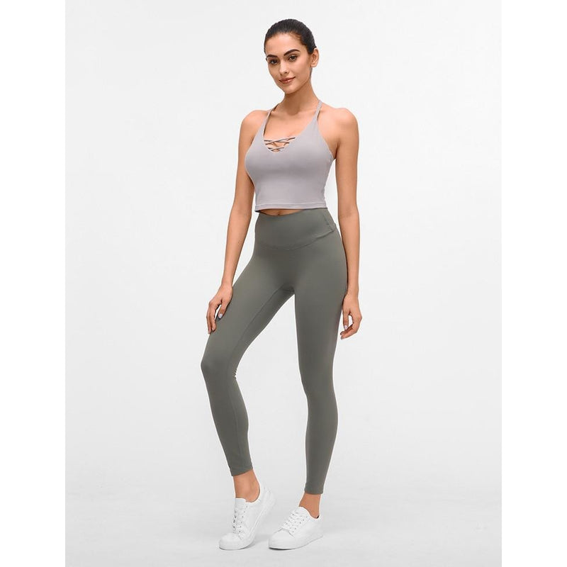 B|Fit LUXE Max Support Legging - Army Green - B|Fit Amazighld