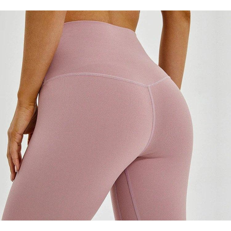 B|Fit LUXE Max Support Legging - Pink - B|Fit Amazighld