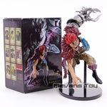 Anime One Piece Eustass Captain Kid SCultures BIG vol.6 PVC Figure Figurine Collectible Model Toy