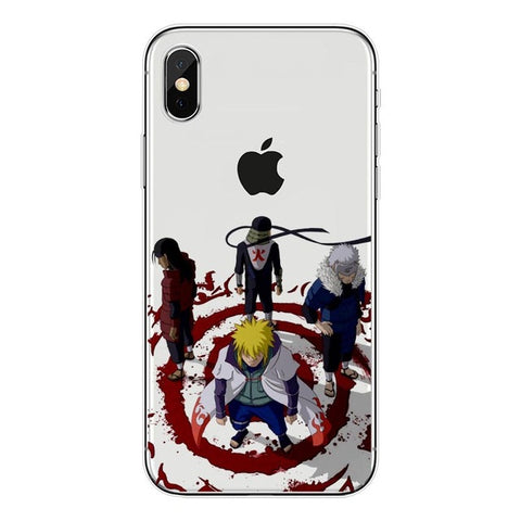 Coque Les Hokage ( Iphone )