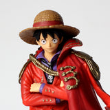 Figurine Luffy Red Cloth - 26cm