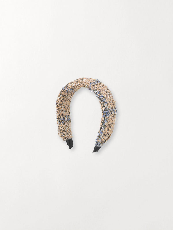 Becksöndergaard, Headband Olivian  - Brownish, accessories, hair accessories, accessories, outlet, hair accessories, accessories, outlet