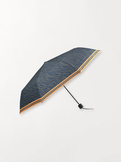 Becksöndergaard, Zebra Umbrella - Navy Blue, outlet flash sale