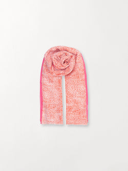 Becksöndergaard, Inky Dots Scarf - Red Love, outlet, outlet