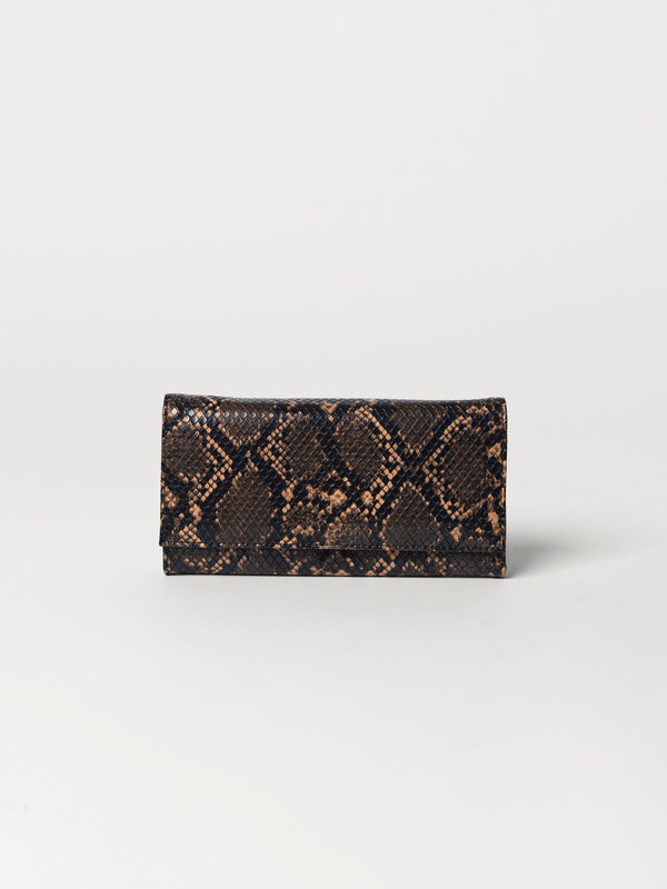 Becksöndergaard, Snake Kantay Wallet  - Brownish, accessories, accessories, gifts, sale, sale