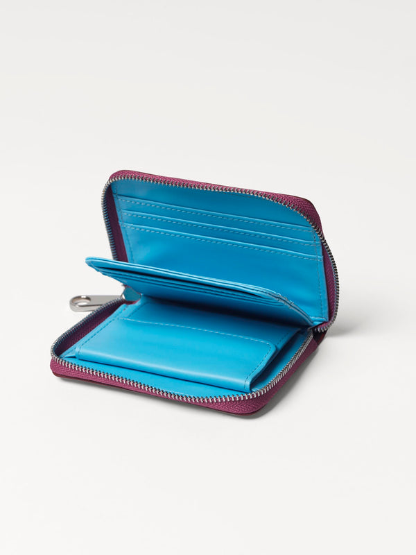 Becksöndergaard, Glitza Midi Wallet - Barberry, accessories, wallets, accessories, wallets, accessories