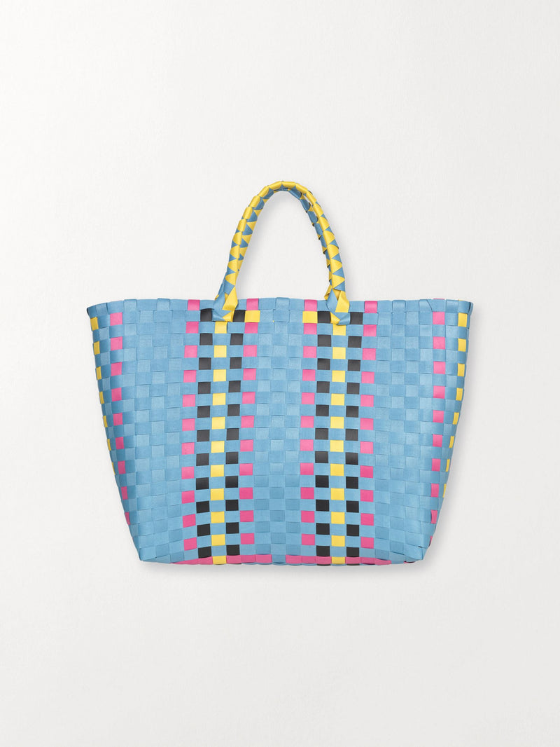 Becksöndergaard, Cario Tote - Powder Blue, outlet, outlet