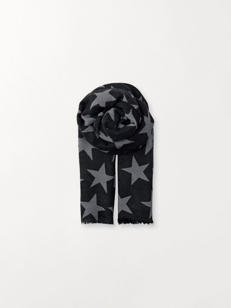 Becksöndergaard, Supersize Nova - Black, scarves