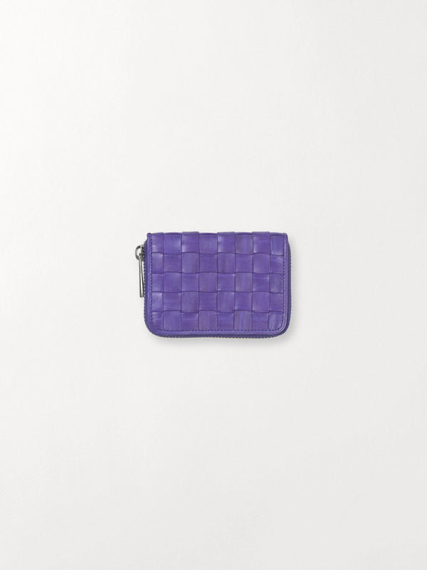 Becksöndergaard, Braidy Purse  - Lilac, wallets, accessories, wallets, accessories