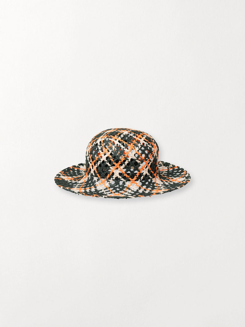Becksöndergaard, Mabel Hat - Orange, outlet, outlet