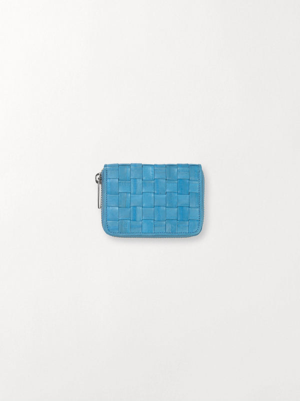 Becksöndergaard, Braidy Purse  - Baby Blue, wallets, accessories, wallets, accessories