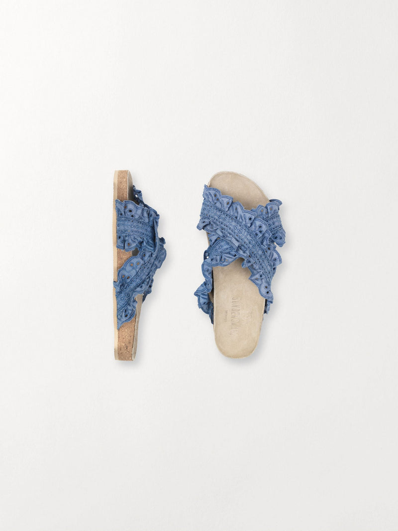 Becksöndergaard, Angla Sandal - Light Blue, accessories, accessories