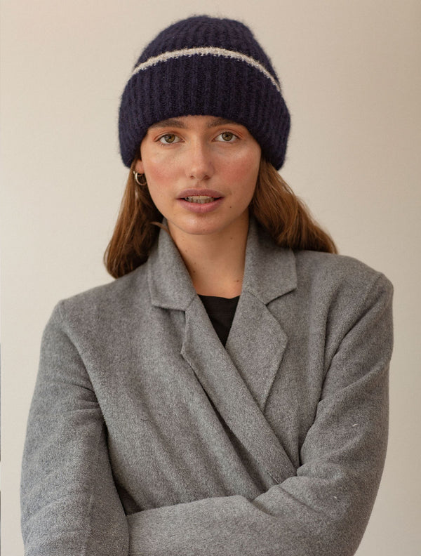 Becksöndergaard, Jet Beanie  - Night Sky, accessories, accessories