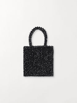 Becksöndergaard, Bead Bag - Black, outlet