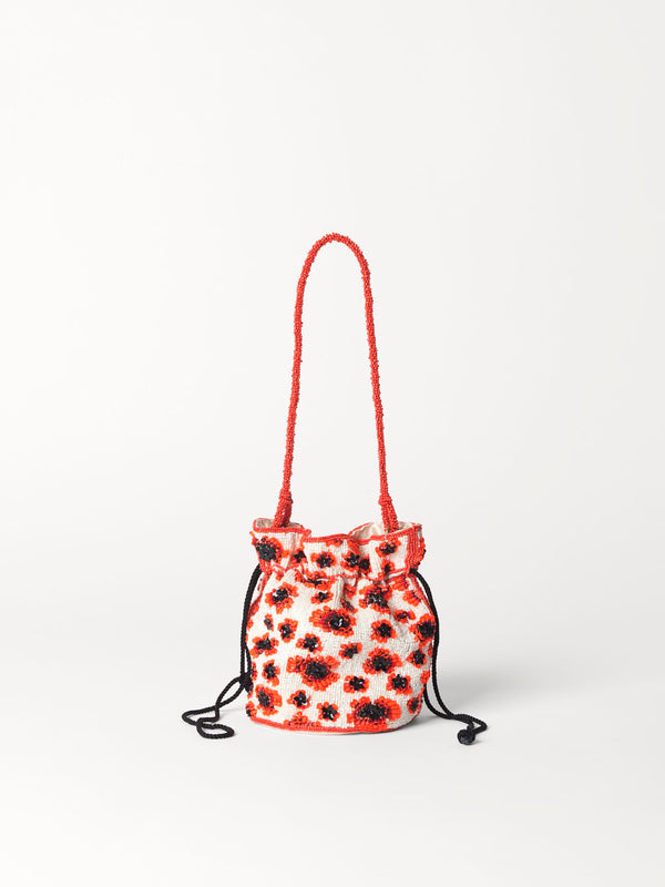 Becksöndergaard, Poppa Tora Bag - Fiery Red, bags, gifts