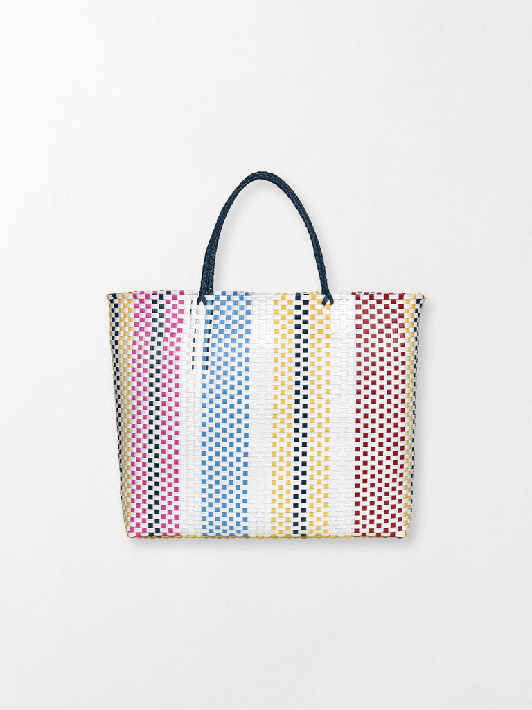 Becksöndergaard, Santi Tote - White, accessories, bags, accessories, shoppers, bags, accessories, news