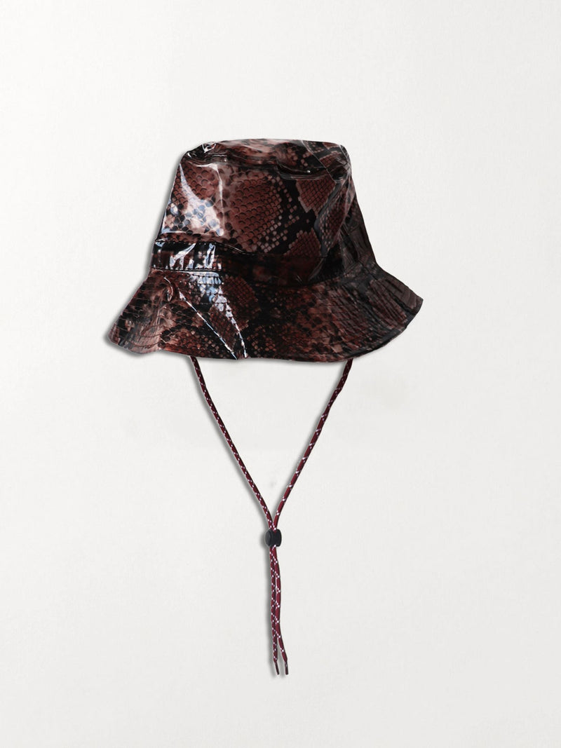Becksöndergaard, Transparent Snake Rain Hat - Mix Colour, accessories