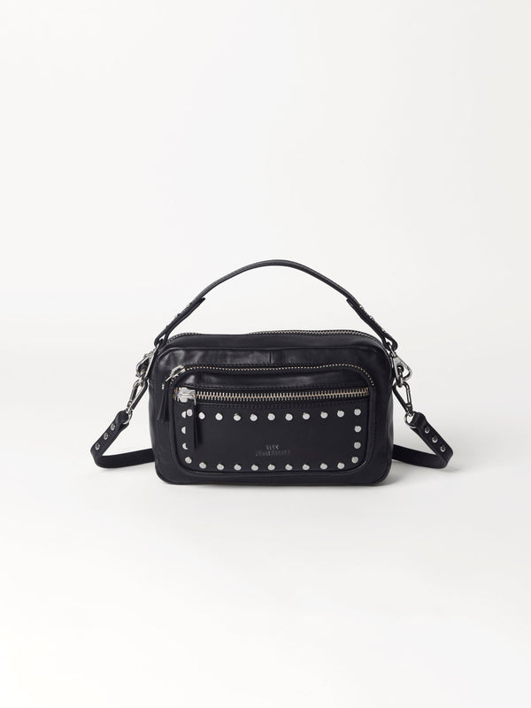 Becksöndergaard, Veg Studded Molly Bag - Black, bags, bags
