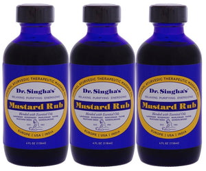 Buy 2 Get 1 Free Mustard Rub 4oz (Perfect Product w/ slightly scuffed labels)