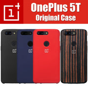 100% Simple Pack Oneplus 5T Case Original Sandstone Official Silicone Back Cover For OnePlus 5t Case Flip Leather Cover