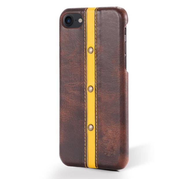 2019 Top Sale New Fashion For IPhone 7 4.7 Inch Rugged Flip Thin Leather Case Cover Skin For Iphone 7 Just For You