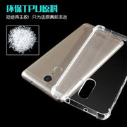 2pcs For Xiaomi Redmi Note3 Note 3 Case Cover Original TPU Silicon Back Cover For Xiaomi Red Mi Note3 Note 3 Case Cover Shell