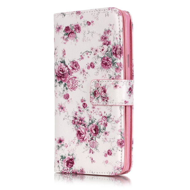 9 Card Holder Wallet Case For Samsung Galaxy S3 I9300 Luxury PU Leather Flip Phone Cases For Samsung SIII Coque Capinhas Fundas
