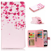 9 Card Holder Wallet Phone Cases For LG K7/ LG K10 Luxury PU Leather Flip Case For LG G4 Stylus Capinhas Celular Aksesuar Capa
