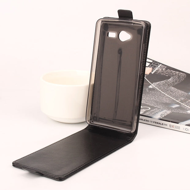 9 Colors High Quality Leather Case For ZTE Blade L3 Flip Cover With ZTE Blade L3 5.0'' Cellphone Cover Case Phone Cases