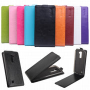 9 Colors High Quality Luxury Leather Case For LG K10 / M2 F670 Flip Cover Case With LG M2 Cellphone Cover Case Phone Cases