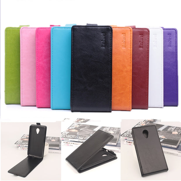 9 Colors High Quality Luxury Leather Case For Wiko Robby / S-Kool Flip Cover With Wiko S Kool Cellphone Cover Case Phone Cases