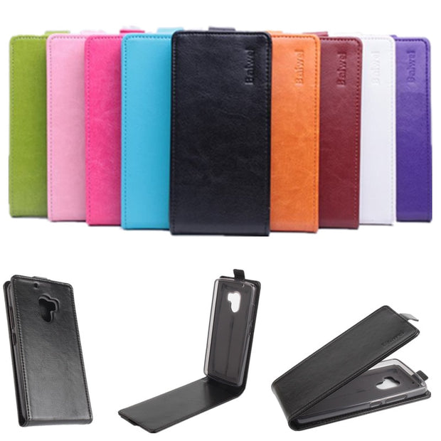 9 Colors High Quality Luxury Up And Down Leather Case For Lenovo Vibe X3 Lite Flip With Lenovo X 3 Cellphone Cover Phone Cases