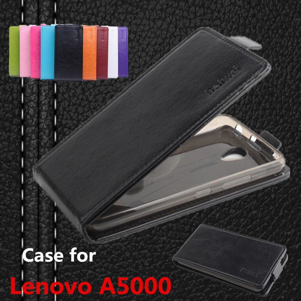9 Colors High Quality New Painting For Lenovo A5000 Fashion Flip Leather Case For Lenovo A 5000 Phone Cover Cellphone Cases