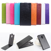 9 Colors Leather Case For Alcatel One Touch Pixi 4 5.0'' Flip With OneTouch Pixi4 3G 4G 5010 5045 D Cellphone Cover Phone Cases