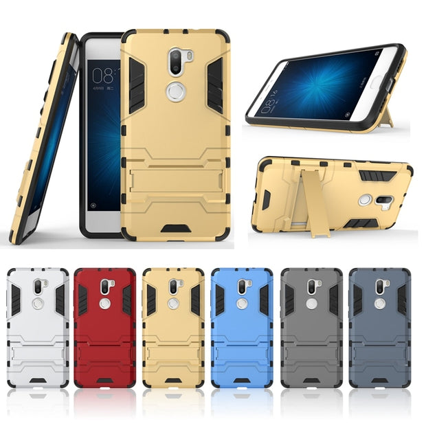 AIPUWEI CASE Mi 5s Plus Case Hard For Xiaomi Mi 5s Plus Case 5.7 Anti-knock Protective Back Cover Fundas Xiomi Mi5s Case 5.15 ""