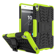AIPUWEI Case For Sony Xperia XA Ultra F3211 Cover For Sony XA Ultra Dual F3212 F3216 Rugged Spider TPU+PC Armor With Stand Case