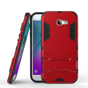AIPUWEI FOR Galaxy A7 2017 Case Robot Armor Hard Plastic Back Cover Back Cover For Samsung Galaxy A7 2017 A720 Case A7 2017