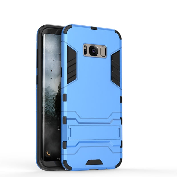 AIPUWEI For Samsung S8 Case Cover For Galaxy S8 Plus Case TPU+PC Silicone Armor Back Cover For S8 + Capa Coque Funda S8 PLUS BAG