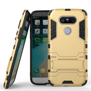 AIPUWEI High Quality Hard Case TPU + PC Robot Armor Hard Plastic Protective Back Cover Back Cover For LG G5 Anti-knock CASES Bag