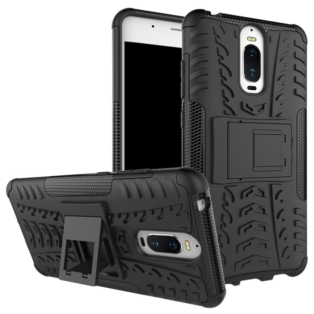 AIPUWEI Luxury TPU + PC Armor Coque FOR Huawei Mate 9 Pro Case For Huawei Mate 9 Pro CASE Skin Mate9pro Case 5.5 Inch Kickstand