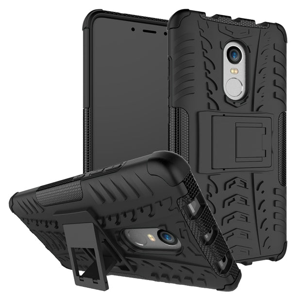 AIPUWEI For Xiaomi Redmi Note 4 Case COVER Robot Armor PC+TPU Hybrid Rugged Silicon Hard Back Shell For Xiomi Redmi Note4 Bag